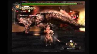 MH Tri: Alatreon Long Sword Solo 18:51 [US Server]