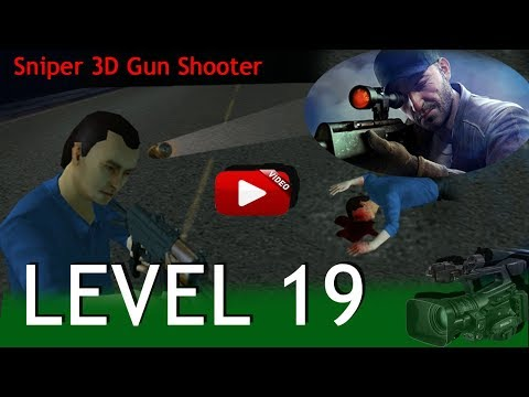 play| best android game| sniper 3d| 2019| gameplay| download link|  shooting| free| video|