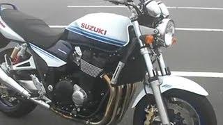 SUZUKI GSX1400 SPECIAL EDITION