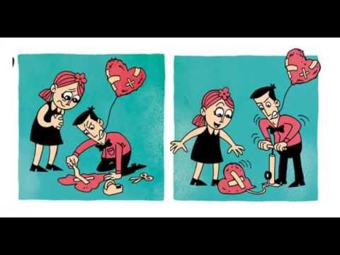 To Love At All by C.S. Lewis (a Zen pencils comic)