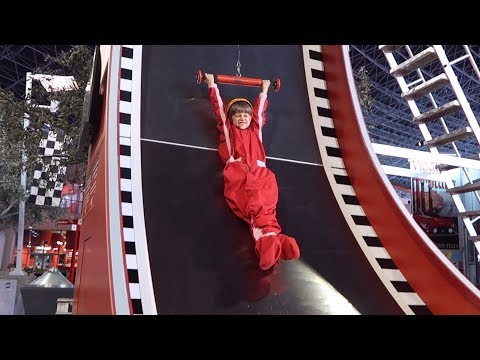 Vertical Limit Challenge - Awesome Playground - Climb, Slide, Play