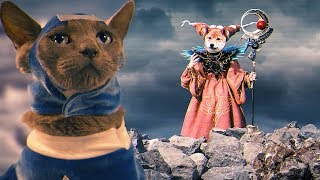 Mighty Morphin Meower Rangers | Ep 2 – Trick or Treat