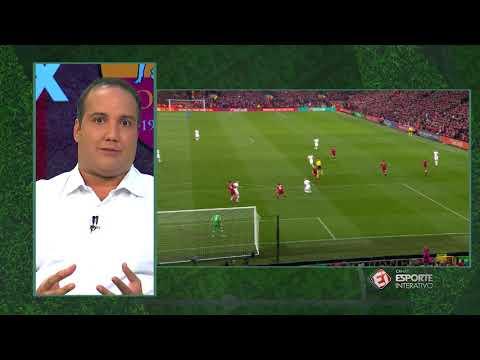 Jorge Iggor Explica Por Que A Roma Conseguiu A Recuperação Contra O Liverpool