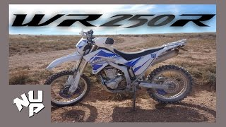 WR250R Highway/ Off-Road Ride & Review