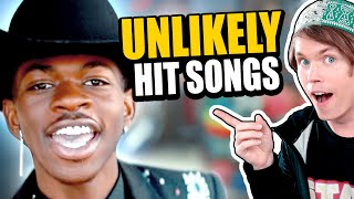 Unlikely Hit Songs (Why did they blow up?)
