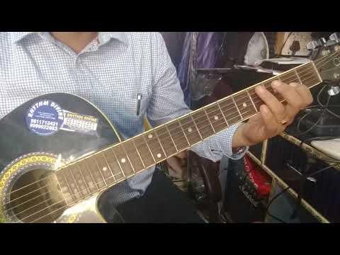 Jaadu Teri Nazar Guitar Tab Lesson. || Darr || Shahrukh Khan || Juhi Chawla ||