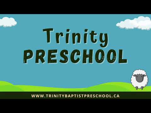 Trinity Preschool Video