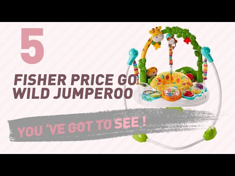 Fisher Price Go Wild Jumperoo // New & Popular 2017