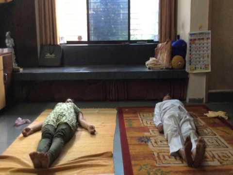 Yoga for Senior citizens by B. D Ankola