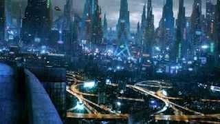 Bohren & Der Club of gore-Black city skyline