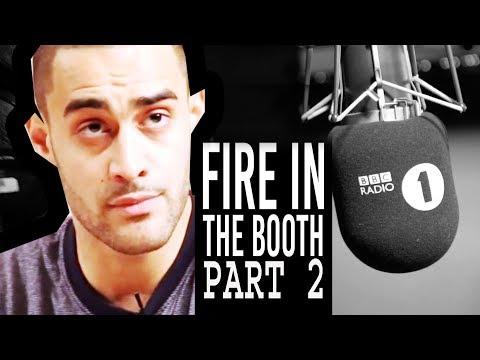 Kareem Dennis-Lowkey Fire in The Booth Part 2-Teaser-LOWKEY FItb 2   FAIZAN GUL  