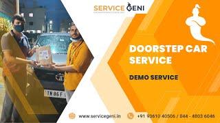 Doorstep Car Service   Express