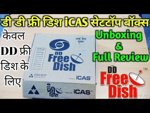 Dd free dish hd stb price