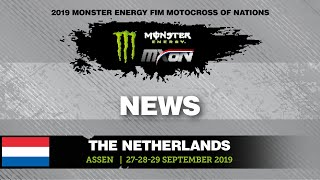 News Highlights - Monster Energy FIM MXoN 2019