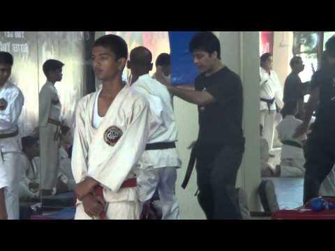 martial arts navi mumbai