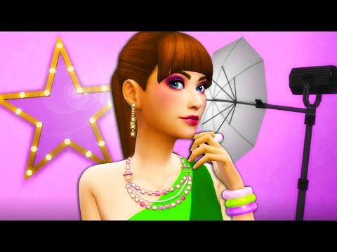 Sims 4 | The Spoiled Celebrity | Story