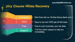 Will HData Recovery Recover Deleted Files from SD Card