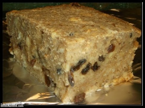 Budin Puerto Rican Bread Pudding Recipe