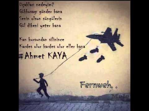 Ahmet Kaya çağrı şiir Youtube