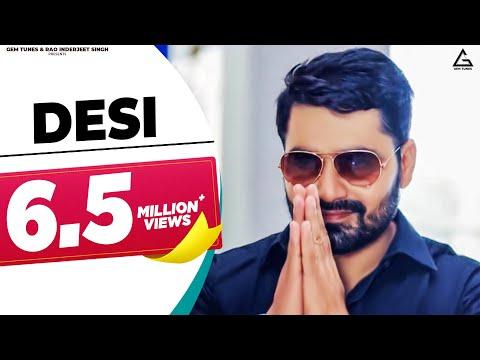 DESI (Official) Vicky Kajla, Raju Punjabi, Vijay Varma | Latest Haryanvi Songs Haryanavi 2018