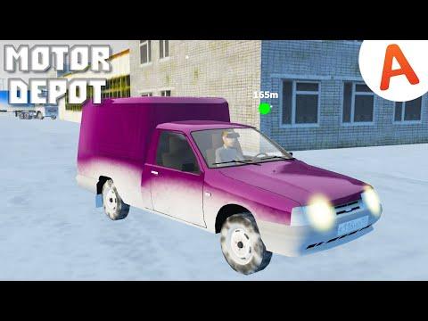 Купил Пирожок - Motor Depot (мобильные игры)