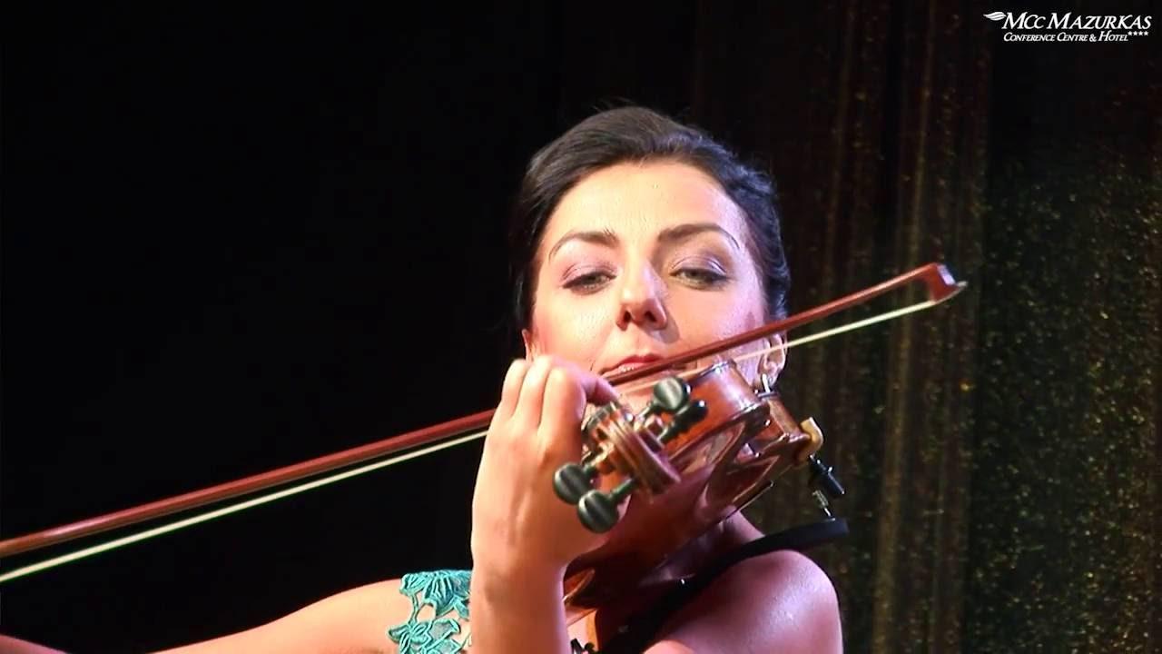 XXII FHMazurkas-benefis Sz.Kawalla-Jacques Blumenthal-solistka Joanna Kawalla
