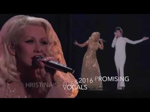 Christina Aguilera Vocal Analysis