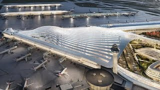 Chicago (U.S) $8.5 Bn O'hare International Airport Mega Project : Santiago Calatrava