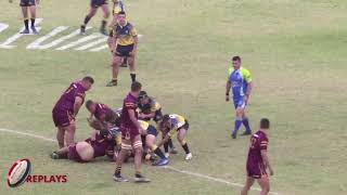 Tsumeb Gimnasium I vs WAP I 10 August 2019 Highlights   Momentum U19 Rugy Finals