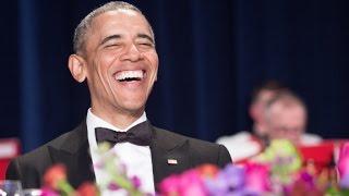The White House Correspondents Dinner takes on the 2016 e...