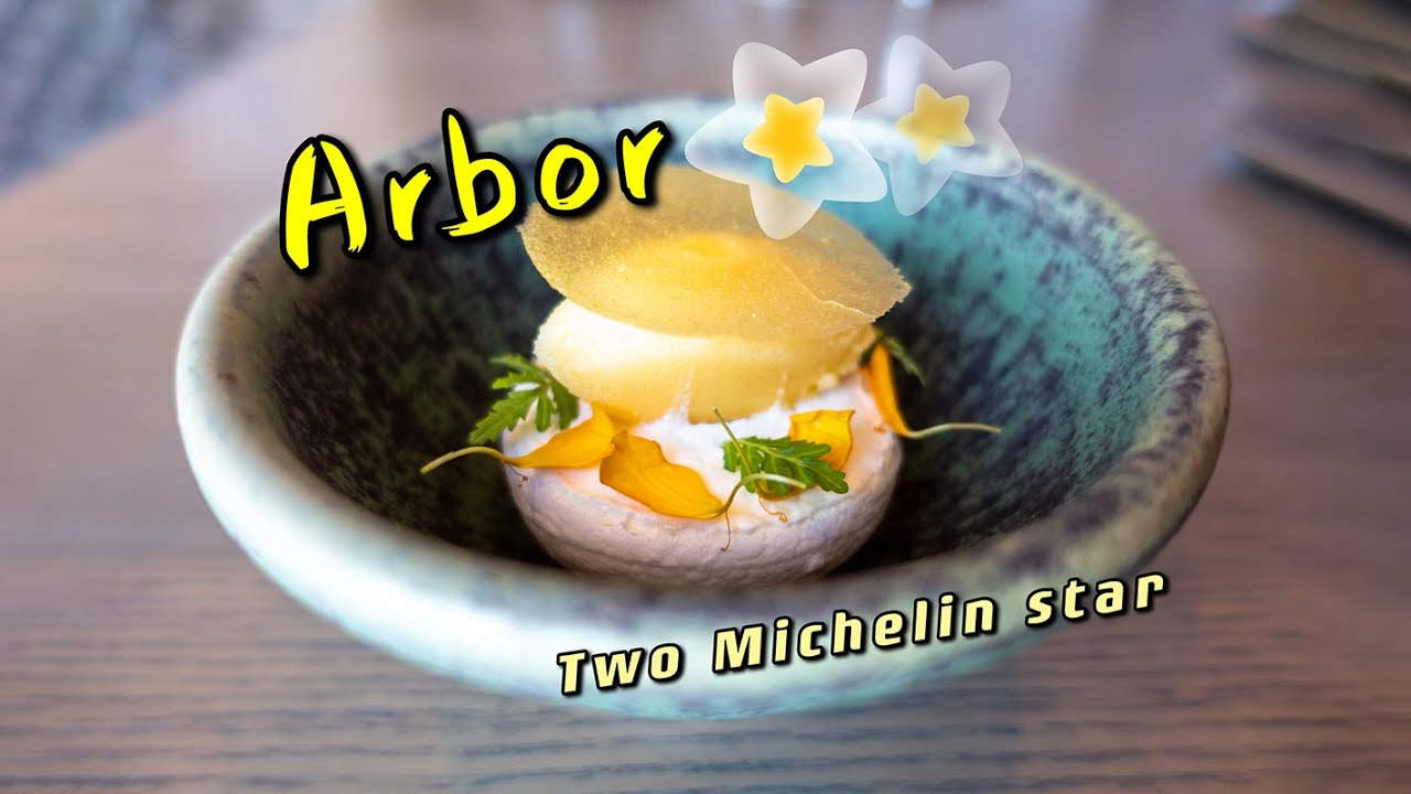 Download 【arbor】 2021 Michelin two-star restaurant /French cuisine