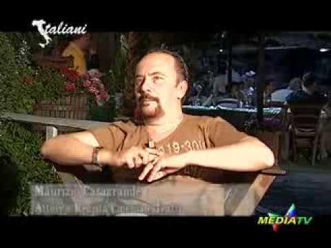 """""""ITALIANI"""" (Mediatv), puntata con Maurizio Casagrande"""