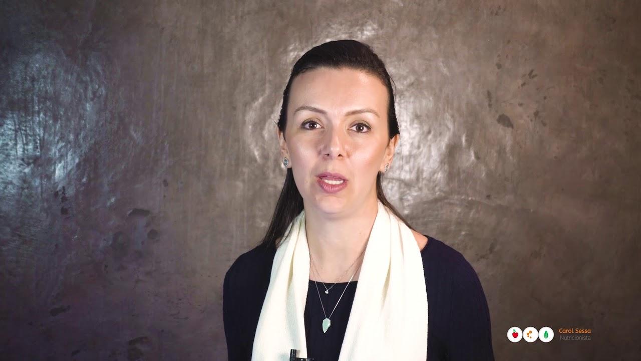 Carol Sessa Nutricionista   Dica 6 Final de Semana