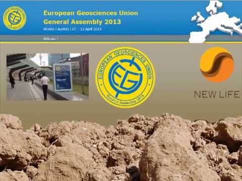 Azione 7.4 Pubblicazioni Scientifiche [Vienna European Geosciences Union  General Assembly 2013]