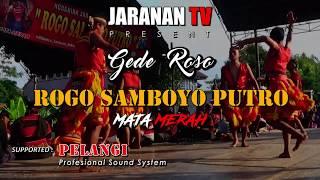 Download Lagu Jaranan Rijik GEDE ROSO Versi GANONGAN ROGO SAMBOYO PUTRO Live Drenges Kertosono