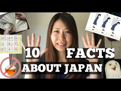 10 Facts About Life In Japan
