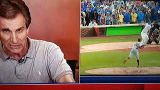 Chris Russo totally destroys the National's,Dusty Baker &Matt Scherzer!!