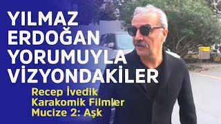 Yбlmaz ErdoПan deПerlendirdi Recep аvedik   Karakomik Filmler   Mucize 2 Ak