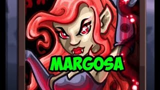 Kingdom Rush Vengeance - MARGOSA- FULL HERO REVIEW