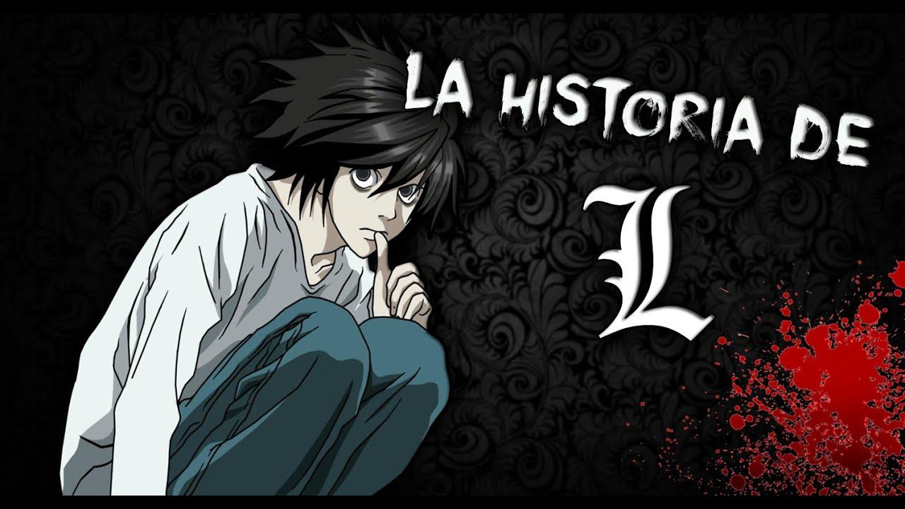 La Historia de L- Death Note - YouTube