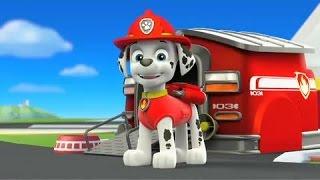 Щенячий патруль. Пожарный Маршал - спасательная операция
