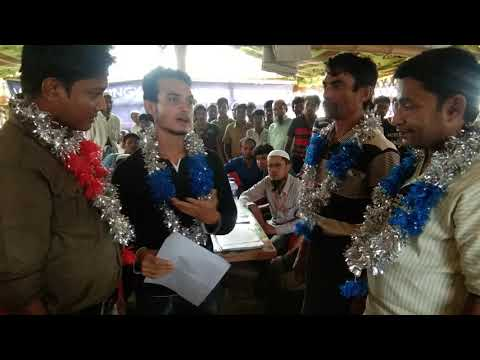 #Rohingya Daily# News Today Voice of Rohingya Election Selected New chairman Until unity  Rohingya