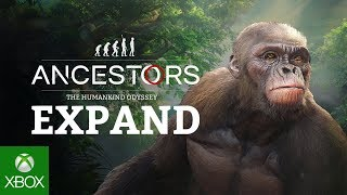 Ancestors: The Humankind Odyssey – 101 Trailer EP2: Expand