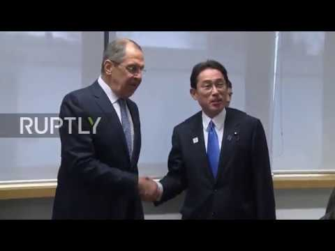 Germany: Lavrov and Japan's FM talk up positive outcomes for Putin's Tokyo visit