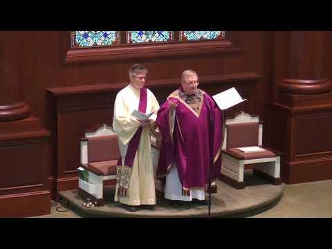 A Teaching Mass ~ Fr  Edward Healey, Deacon Paul Harney