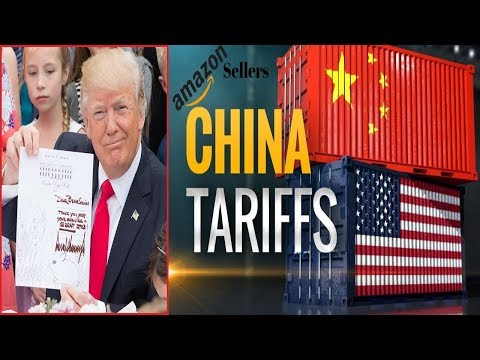 Amazon FBA Sellers Affected By NEW US Tariff On China Imports (UPDATED VIDEO)