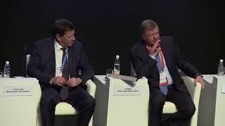Смотреть видео Касперская и Чубайс. Цифровой форум 2018 Санкт Петербург онлайн