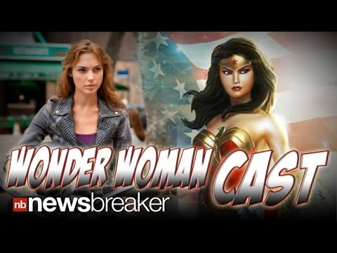 Gal Gadot Cast as Wonder Woman in the New Untitled Superman/Batman Flick