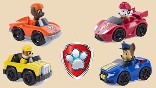 Щенячий Патруль на русском Новые Рейсеры. Paw Patrol New ROADSTER RACERS Apollo's Pup Mobile Vehicle