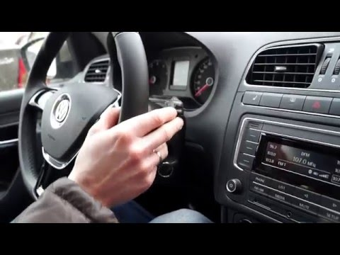 Volkswagen Polo 2016 любительский мини-обзор